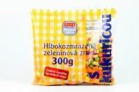 Hlbokozmrazená zeleninová zmes s kukuricou COOP 300 g
