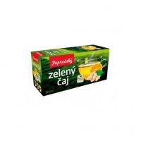 Zelený čaj pomaranč - zázvor 30 g