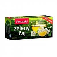 Zelený čaj baza a citrón 30 g