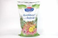 Substrát kvetinový COOP 15 l