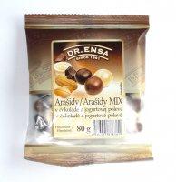 Arašidy v čokoláde a jogurte 80 g