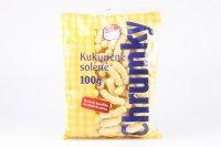 Chrumky kukuričné solené COOP 100 g