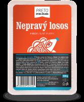 Nepravý losos v oleji slaný plátky 100 g