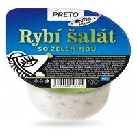 Rybí šalát so zeleninou 140 g