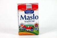 Maslo tradičné COOP 100 g