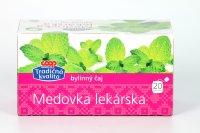 Bylinný čaj medovka lekárska COOP 25 g