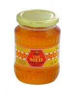 Včelí med kvetový 470 g