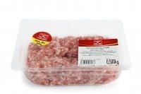 Mletý mäsový prípravok z bravčového mäsa 500 g