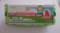 Gazdovské vajcia L 10 ks