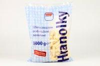 Hranolky hlbokozmrazené predsmažené zemiakové COOP 1000 g