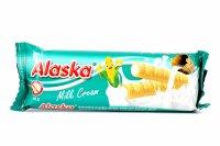 Alaska trubičky s mliečnym krémom 18 g