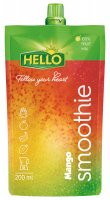 Hello Smoothie mango 100 % 200 ml