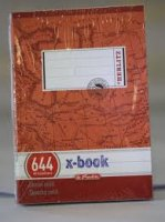 Zošit školský 644 A6 linajkový 60 listov