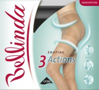 Pančuchové nohavice 3Actions Tights 20 DEN - ambe r- L