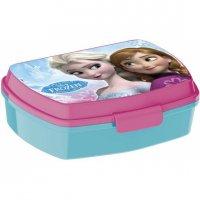 Box desiatový Frozen 17,5 x 14 cm