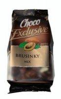 Brusnice v čokoláde (mliečnej, horkej, bielej) 150 g