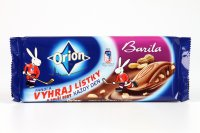 Barila mliečna čokoláda s arašidmi 100 g