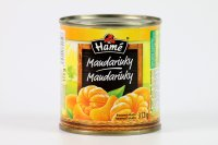 Mandarínky kompót 312 g