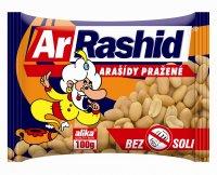 Arašidy pražené nesolené ARR 100 g