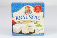 Král Sýrů Hermelínek 80 g