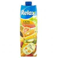 Relax multivitamín 100 % 1 l