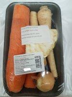 Zeleninová zmes pod sviečkovú 500 g