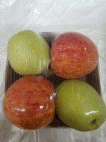 Jablká mix 4 ks