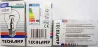 Žiarovka Techlamp 40W E27 špeciálna