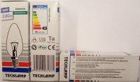 Žiarovka Techlamp 40W E14 sviečková špeciálna