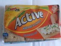 Active plátky grahamové 70 g