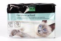 Kompletné krmivo pre mačky COOP 4 x 100 g