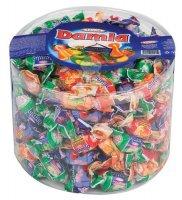 Damla plnené ovocné karamelky 500 g