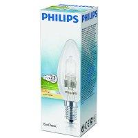 Žiarovka Philips Halogen B 18W E14 sviečková