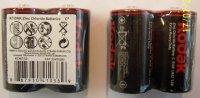 Batéria Kodak Heavy Duty C/R14 2 ks