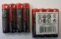 Batéria Kodak Heavy Duty AAA/R03 4 ks