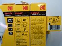 Žiarivka Kodak LED Candle 3W E14 Warm Glow