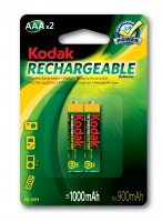 Batéria nabíjacia Kodak R 03 1000 mAH  2 ks