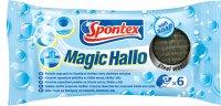 Podušky saponátové Spontex Magic Hallo 6 ks