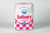 Soľ varená jódovaná jedlá s fluórom 1 kg