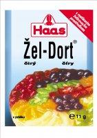 Želé Haas žel-dort číry 11 g