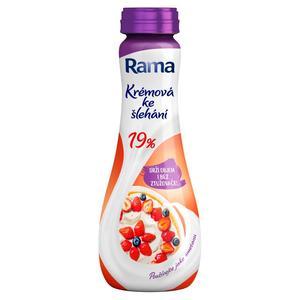 Rama krémová na šľahanie 19 % zo zmesi tukov 250 ml