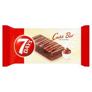 7 Days cake bar kakaové