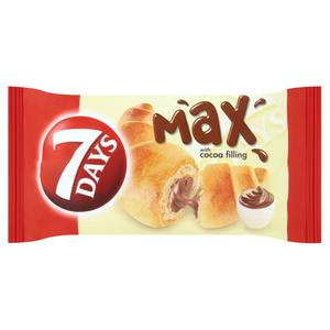 7 Days Max s kakaovou náplňou 80 g