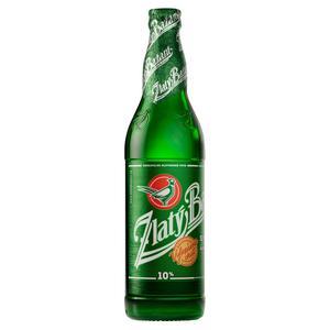 Zlatý Bažant 10 % fľaša 0,5 l