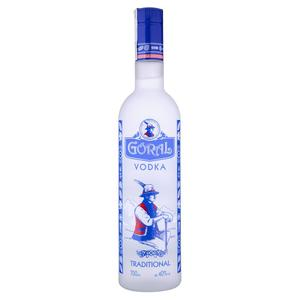 Goral vodka 40 % 0,7 l
