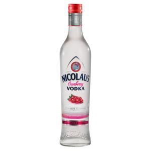 Nicolaus Cranbaerry vodka Extra Fine 38 % 0,7 l