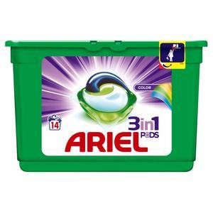 Ariel 3 in 1 color 14 PD 14 ks
