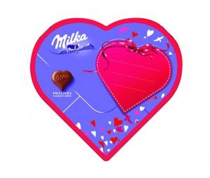 I love Milka nut nougat 165 g