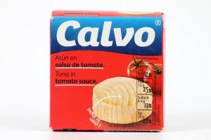 Calvo tuniak v paradajkovej omáčke 80 g