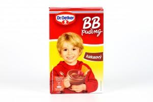 BB puding kakaový 250 g